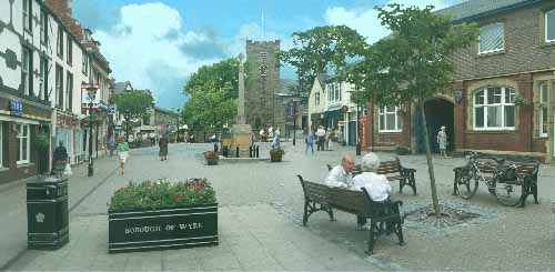 Recent picture of Poulton-le-Fylde Market Square